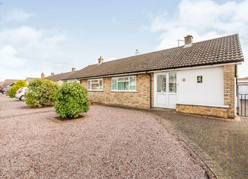 Thumbnail 2 bedroom semi-detached bungalow for sale in Portman Close, Netherton, Peterborough