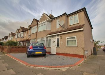Thumbnail 4 bedroom semi-detached house for sale in Trelawney Road, Ilford