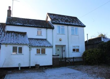 Thumbnail 3 bedroom cottage to rent in The Common, Tunstall, Woodbridge