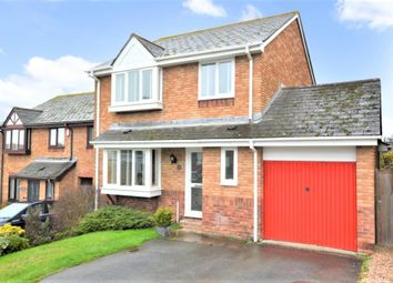 Thumbnail 3 bed detached house for sale in Hearl Road, Latchbrook, Saltash, Cornwall