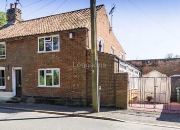 Thumbnail 2 bed end terrace house for sale in White Cross Road, Swaffham