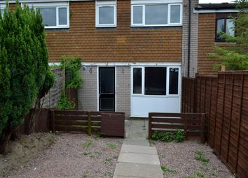 Thumbnail 3 bed terraced house to rent in Willowfield, Woodside, Telford