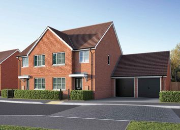 """Thumbnail 3 bed semi-detached house for sale in """"The Eveleigh II"""" at Celsea Place, Cholsey, Wallingford"""