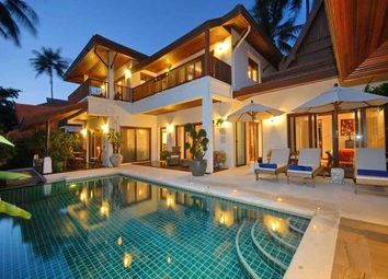 Thumbnail Villa for sale in Hua Thanon, Koh Samui, Surat Thani, Thailand