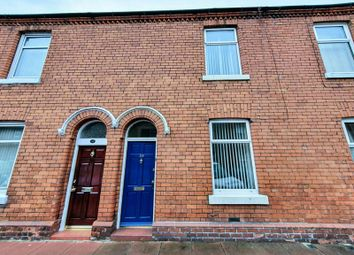 Thumbnail 3 bed terraced house to rent in Bowman Street, Carlisle