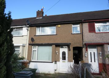 Thumbnail 3 bedroom property to rent in Woodhead Road, New Ferry, Wirral
