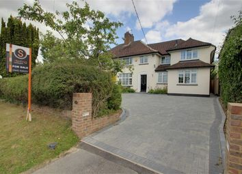 Thumbnail 4 bed semi-detached house for sale in Icknield Way, Tring