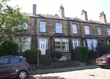 Thumbnail 4 bed terraced house for sale in Abbey Walk South, Off Coronation Road, Halifax
