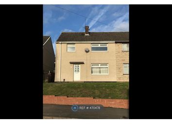Thumbnail 3 bed semi-detached house to rent in Sullivan Circle, Newport