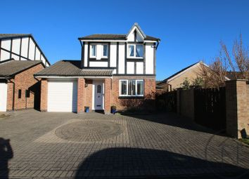 Thumbnail 3 bed detached house for sale in Newburn Court, Newton Aycliffe