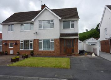 Thumbnail 3 bed property to rent in Heol Morfa Brenin, Johnstown, Carmarthen