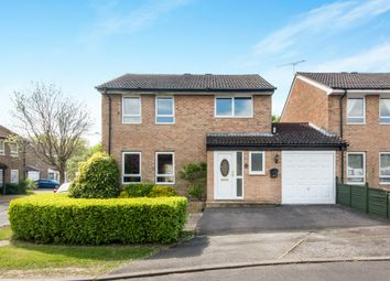 Thumbnail 4 bed link-detached house for sale in Allbrook Knoll, Boyatt Wood, Eastleigh