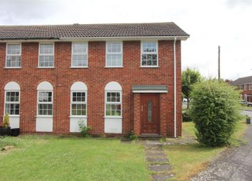 Thumbnail 3 bed semi-detached house for sale in The Ridgeway, Burbage, Hinckley
