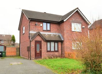 Thumbnail 2 bedroom semi-detached house to rent in Bexhill Road, Davenport, Stockport, Cheshire