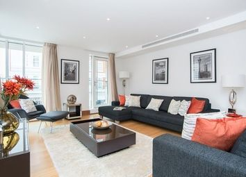 Thumbnail 4 bedroom flat to rent in Baker Street, London