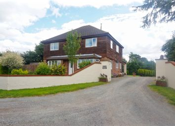 Thumbnail 5 bed detached house for sale in Dudleston, Ellesmere