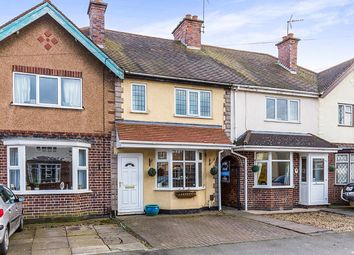 Thumbnail 2 bed terraced house for sale in Newstead Avenue, Burbage, Hinckley