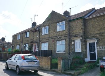 Thumbnail 2 bed terraced house to rent in Longley Road, Rochester, Kent