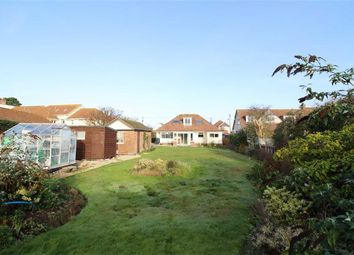 Thumbnail 4 bed bungalow for sale in Seaward Avenue, Barton On Sea, New Milton