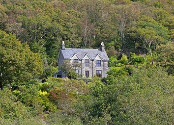 Thumbnail 5 bed detached house for sale in Bontddu, Dolgellau, Gwynedd