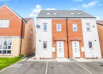 3 bed town house for sale in Osprey Way, Hartlepool TS26