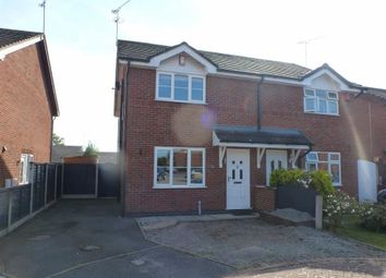 Thumbnail 3 bed semi-detached house to rent in Sandhurst Avenue, Crewe
