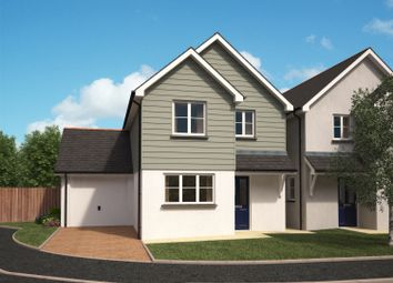 Thumbnail 3 bedroom detached house for sale in Becket At Chandler Park, Penryn