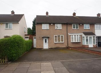 Thumbnail 2 bed end terrace house for sale in East Meadway, Birmingham