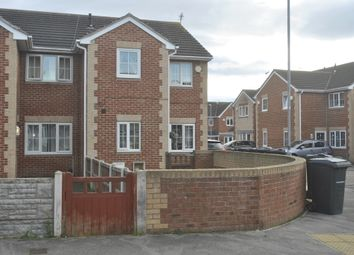 Thumbnail 3 bed end terrace house for sale in Oakdale, Worsbrough, Barnsley