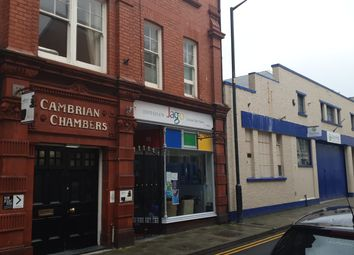 Thumbnail 1 bed flat to rent in Cambrian Place, Aberystwyth