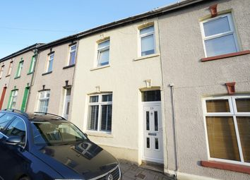 Thumbnail 2 bed terraced house for sale in Hill Street, Risca, Newport