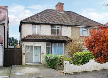 Thumbnail 3 bed semi-detached house for sale in Halsbury Road West, Northolt