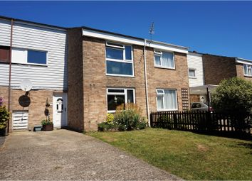 Thumbnail 3 bed terraced house for sale in Orkney Close, Southampton