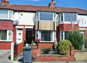 Thumbnail 2 bed terraced house for sale in Collyhurst Avenue, Blackpool