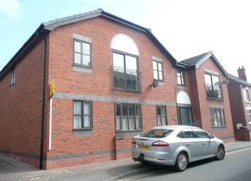 Thumbnail 1 bed flat to rent in Wharf View, Navigation Street, Meahsam