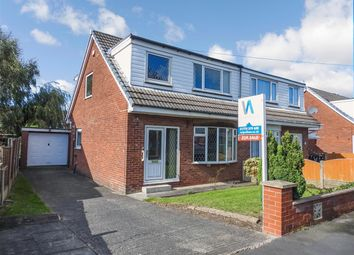 Thumbnail 3 bed semi-detached house for sale in St. Davids Road, Leyland