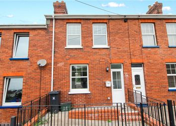 Thumbnail 2 bed terraced house to rent in Woodmead Road, Axminster, Devon