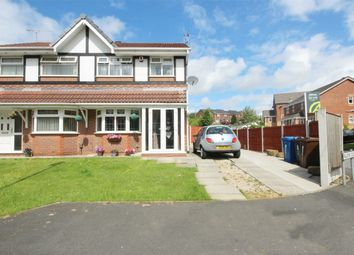 Thumbnail 3 bed semi-detached house for sale in Palatine Close, Goose Green, Wigan, Lancashire