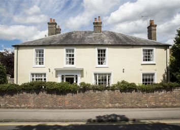 Thumbnail 4 bed semi-detached house for sale in Old Bath Road, Newbury