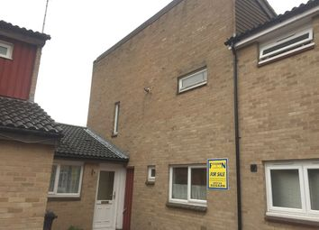 Thumbnail 4 bed terraced house for sale in Tirrington, Peterborough