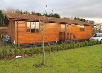 Thumbnail 2 bed mobile/park home for sale in Florida Keys Park (Ref 5803), Wilberfoss, Pocklington, North Yorkshire