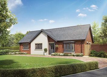 Thumbnail 3 bed detached bungalow for sale in The Helmsley, Bowerham Road, Bowerham, Lancaster