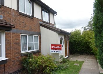 Thumbnail 3 bed end terrace house for sale in Chichester Close, Belmont, Hereford