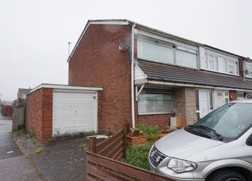 Thumbnail 3 bed end terrace house for sale in Farnborough Road, Castle Vale, Birmingham
