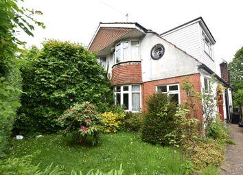 Thumbnail 4 bed semi-detached house for sale in Western Parade, Long Lane, Hillingdon, Uxbridge