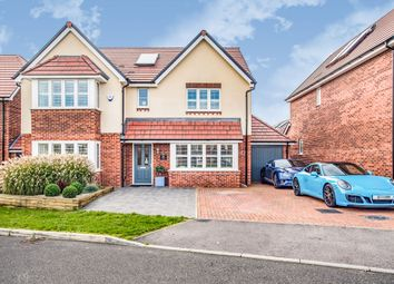 5 bed detached house for sale in Braham Crescent, Leavesden, Watford WD25