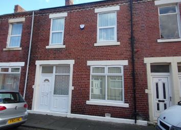 Thumbnail 3 bed terraced house for sale in Wellington Street, Blyth