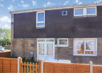 Thumbnail 3 bed end terrace house for sale in Thyme Court, Northampton