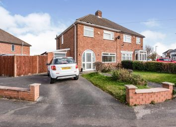 Hillside Croft, Solihull B92. 3 bed semi-detached house for sale