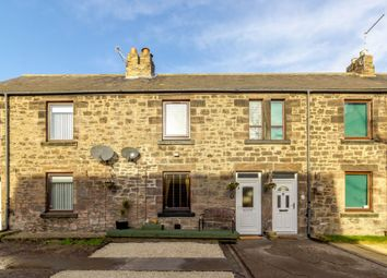 Thumbnail 1 bed terraced house for sale in Northumberland Road, Tweedmouth, Berwick-Upon-Tweed, Northumberland